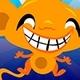 Счастливая обезьяна фото
