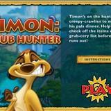 Игра Тимон в джунглях