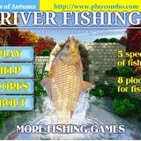 Игра Рыбалка в реке