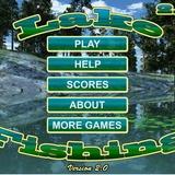 Игра Рыбалка в озере 2