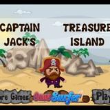 Игра Капитан Джек - остров сокровищ