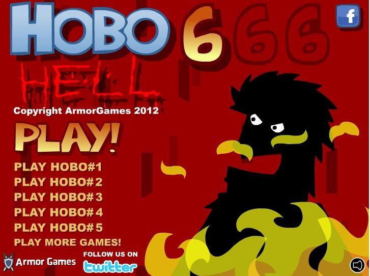 Хобо 6, Игры Бомж Хобо - Играть Онлайн!