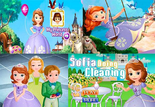 мультфильмы про принцессу софию