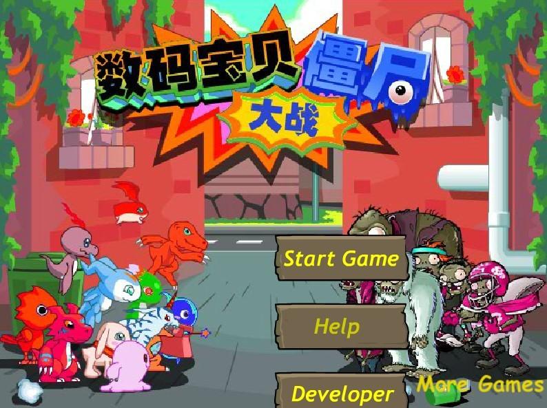 Игра Зомби против растений - играть онлайн бесплатно