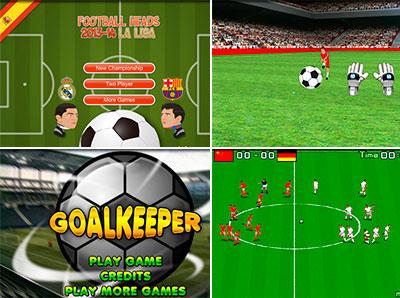 Играть в игры футбол на двоих