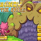 Игра Винди в пещерах