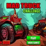 Игра Безумные грузовики