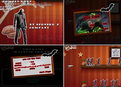 Играть в игры зомби 2
