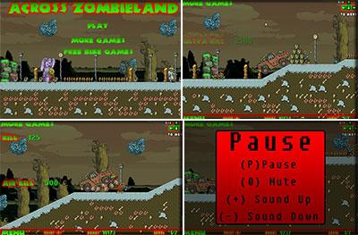 Играть в игры гонки зомби