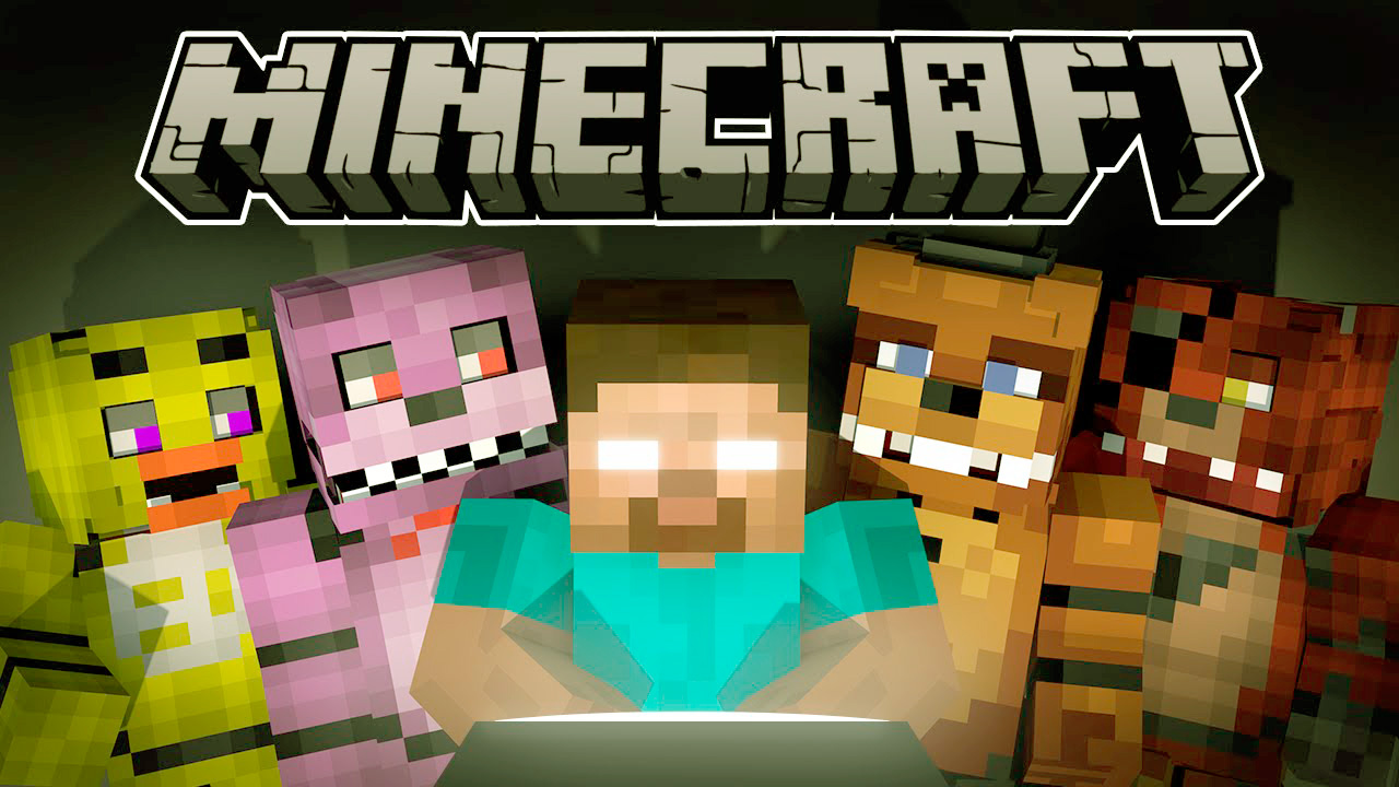 Игра Майнкрафт 5 ночей с Фредди - Играть Онлайн!