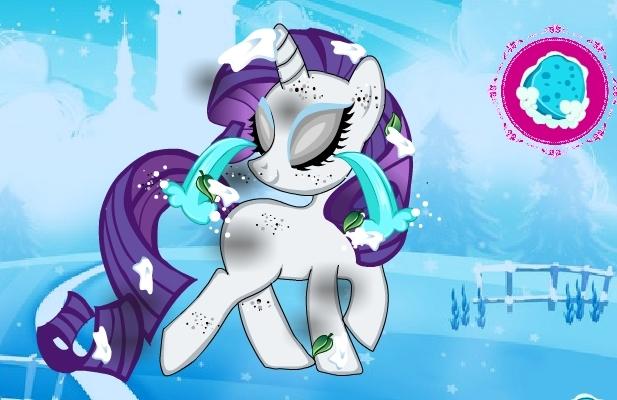 Игра Пони: Одевалки Рарити - Играть Онлайн!