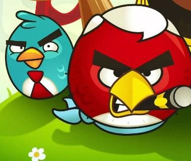 Игра Большие Злые Птички - Играть Онлайн!