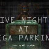 Игра 5 Ночей c Фредди Парковка