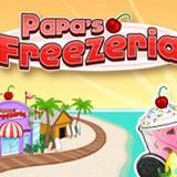 Игра Папа Луи - Мороженое и Коктейли