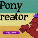 Игры для девченок сделай свою пони 3 с новейшей прической пони креатор