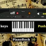 Игра Рок Пианино