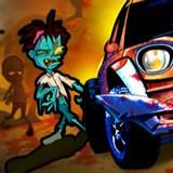 Игра Сумасшедшая Зомби-Машина