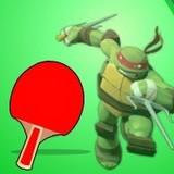 Игра Черепашки Ниндзя: Теннис