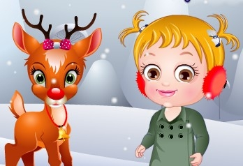 Игра Сюрприз Малышки Хейзел - Играть Онлайн!