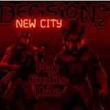 Игра Решение 2 - Новый Город