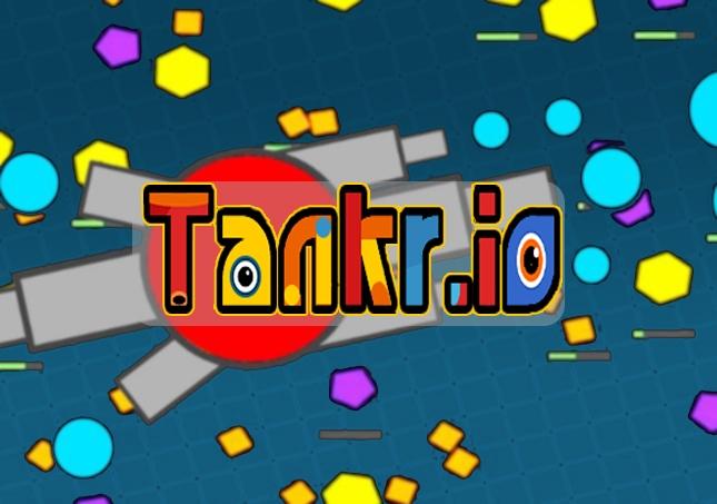 Игра Tankr.io