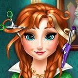 Игра Реальные Причёски Анны
