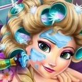 Игра Спа для Принцессы Эльзы