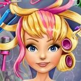 Игра Причёска Динь-Динь