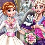 Одевалка: Свадьба Анны