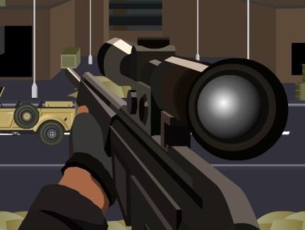 Игра Снайпер Джо - Играть Онлайн!