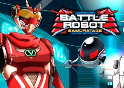 Игра Боевой Робот Самурай