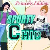Принцессы: Спортивный Шик