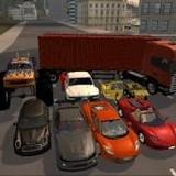 Игра Городской Гонщик 3Д