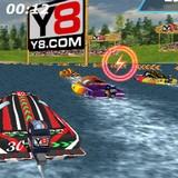 Игра Водные Гонки на Лодках