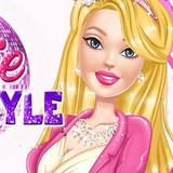 Игра Одевалка: Выпускной Вечер Барби