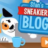 Игра Блог Стенка Стэна