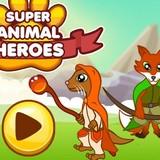 Игра Животные Супер-Герои