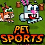 Игра Спорт для Домашних Животных
