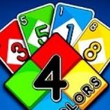 Игра UNO: Четыре Цвета
