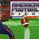 Игра Американский Футбол: Удары