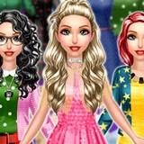 Игра Принцессы: Заучки против Модниц