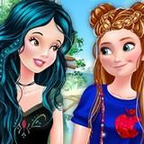 Игра Принцессы: День Лучших Подруг