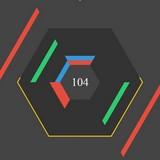 Игра Цветной Шестиугольник