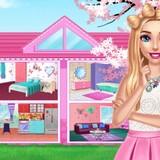 Игра Розовый Дом Бонни