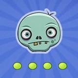 Игра Сага: Убегающий Зомби