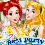 Лучшие Вечеринки и Наряды для Принцесс