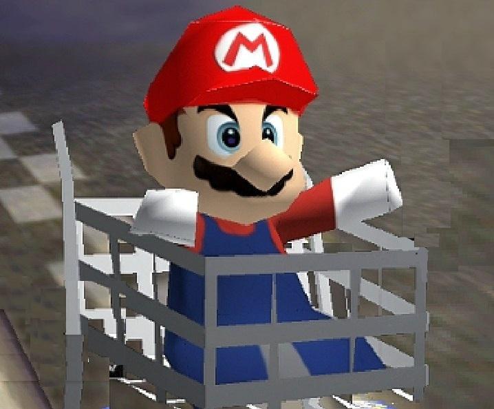 Игра Марио Карт - Играть Онлайн!