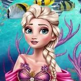 Игра Эльза: Русалка VS Принцесса