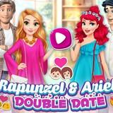 Рапунцель и Ариэль: Двойное Свидание