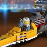 Игра Лего Сити: Крутые Прыжки